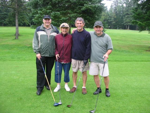 Tournoi de golf de la Fondation Conrad-Bélanger du 23 août 2004