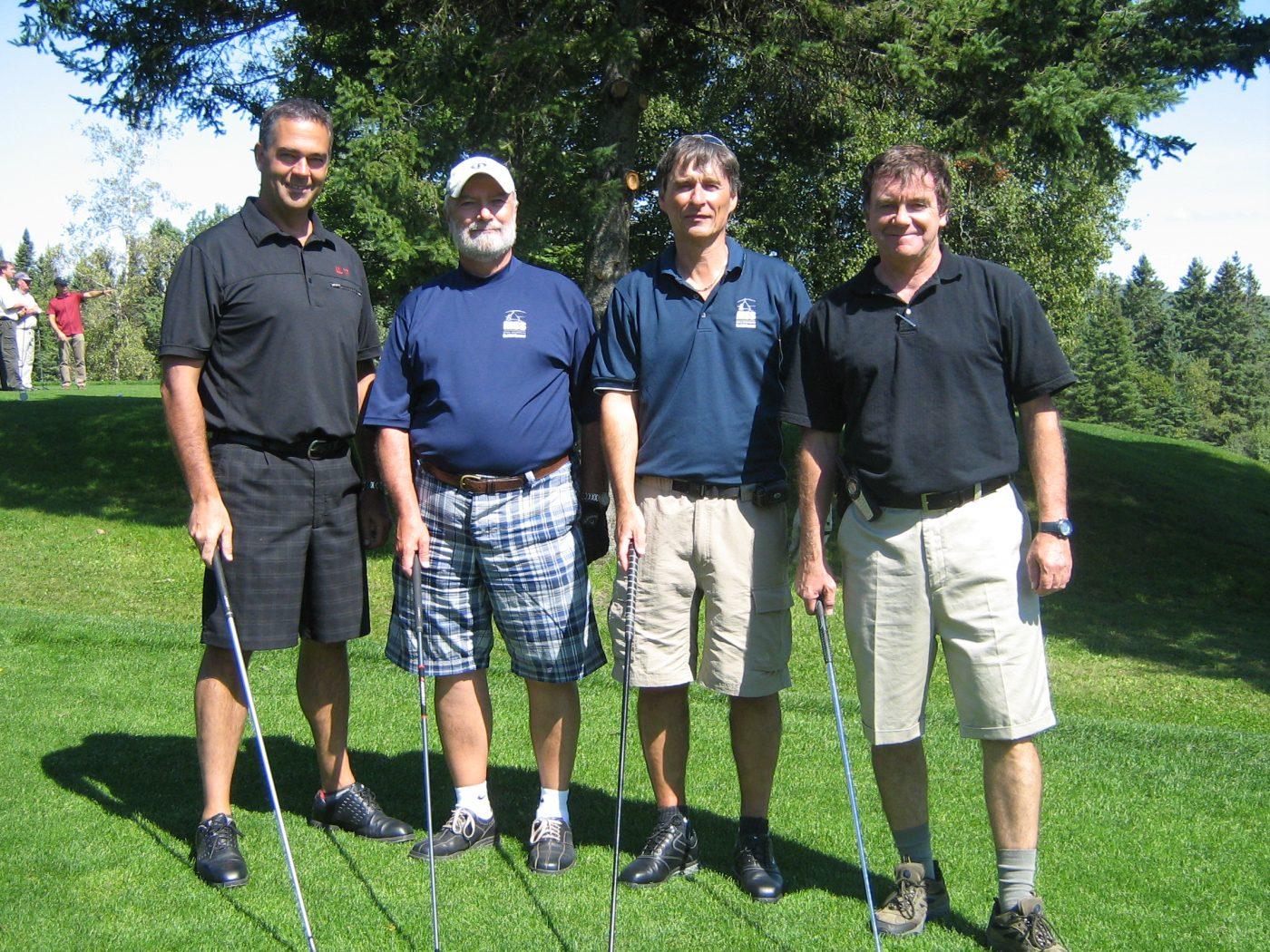 Tournoi de golf du 27 août 2007