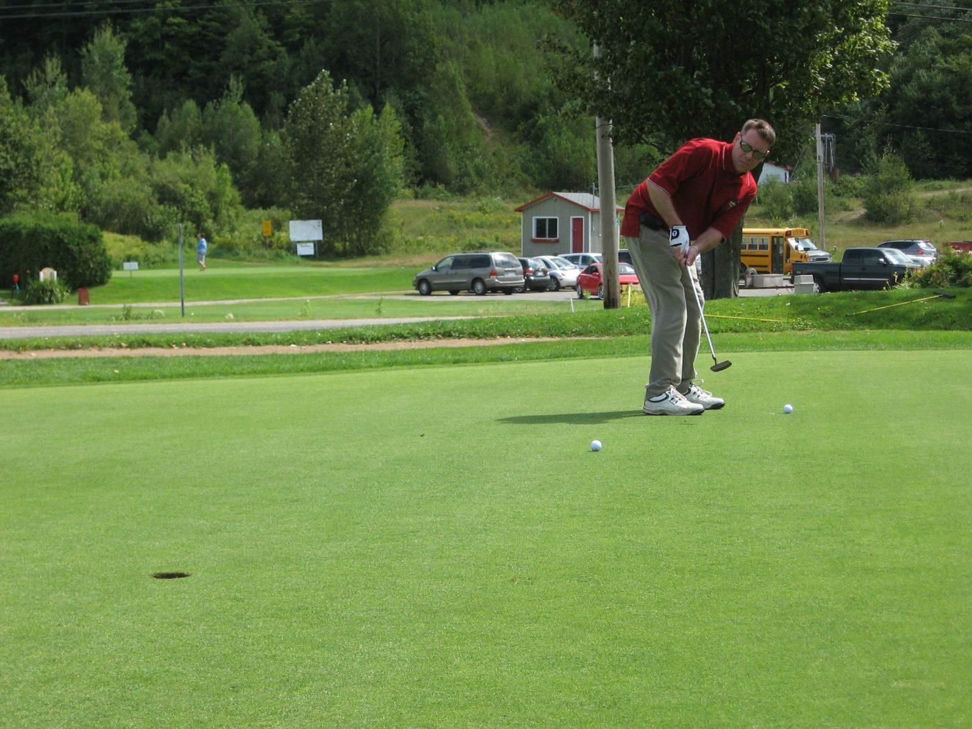 Tournoi golf de la fondation édition 2008