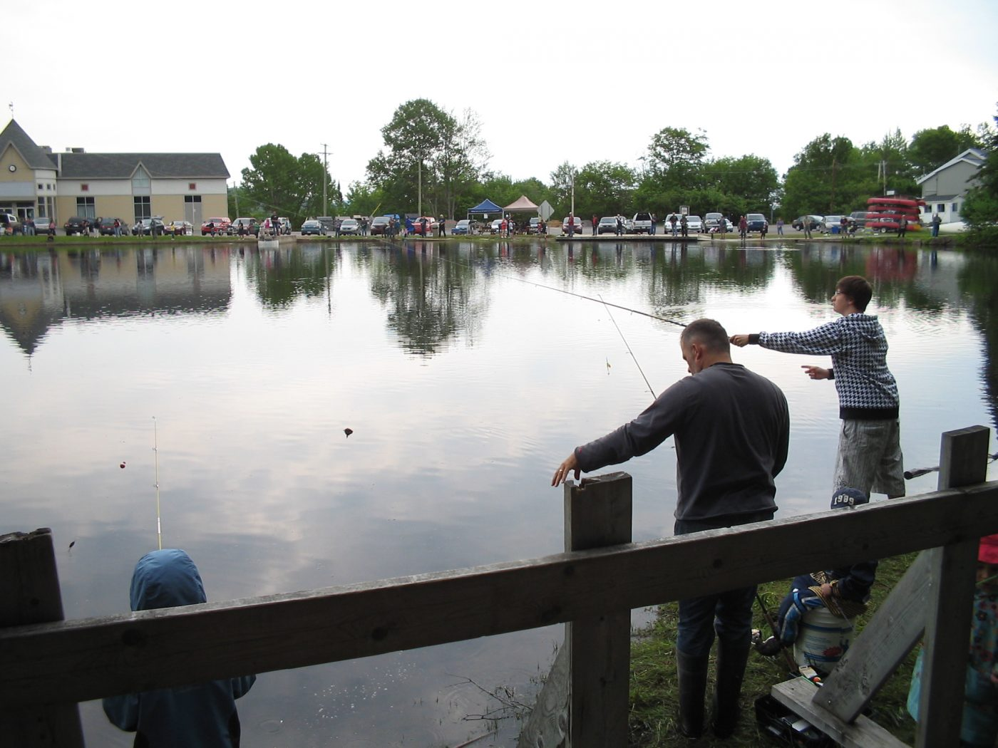Tournoi de pêche de la fondation 2010