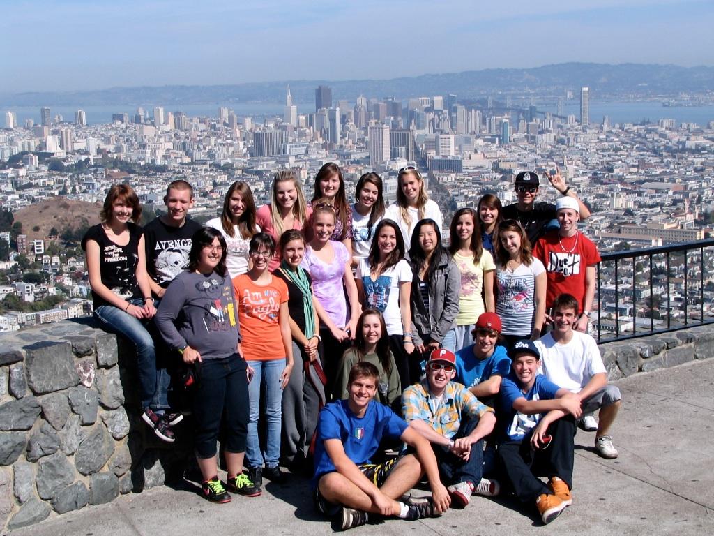 Voyage Californie 2010